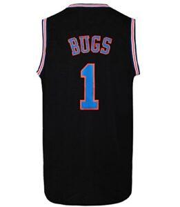 JOLI SPORT Bugs 1 Space Movie Men's Basketball Jersey