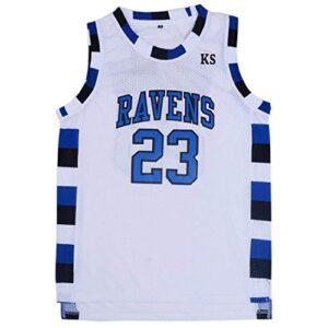 TUEIKGU Men's Ravens Basketball Jersey