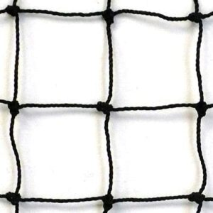 Just for Nets Knotted Backstop Net