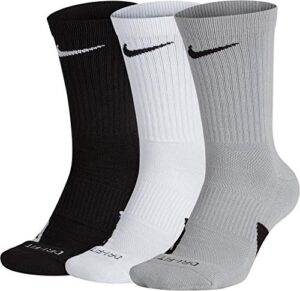 Nike Elite Basketball Crew Socks (3 pack)