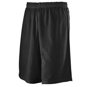 Augusta Sportswear Mini Mesh League Shorts