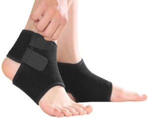 Fakeface Girls Boys Adjustable Ankle Support