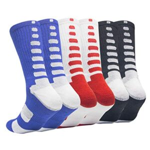 Diliba Big Boys Basketball Socks