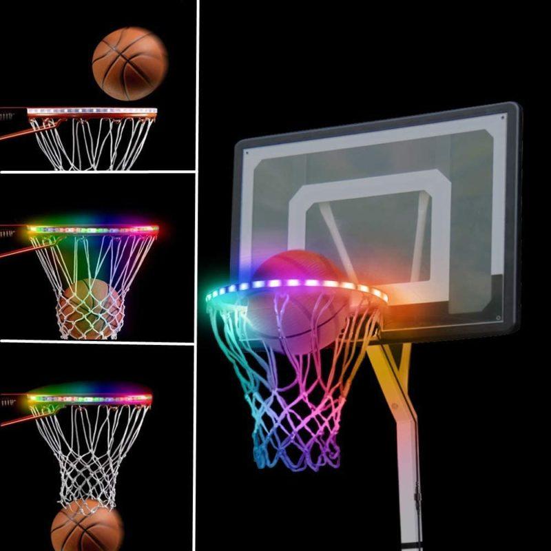 Funny Monkeys LED Basketball Hoop Lights