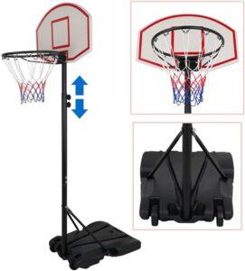 ZENY Portable Basketball Hoop