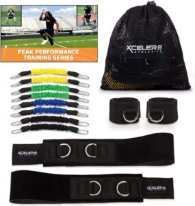 XCELER8 Athletics DYNAMX Trainer Speed and Agility Training