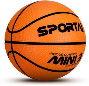 Stylife 5inch Mini Basketball for Kids