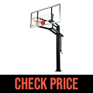 Goalrilla GS In Ground Basketball System 72 inch