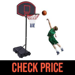 Green Gee Portable Basketball Hoop