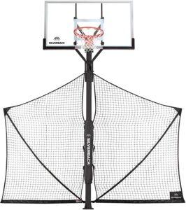 Silverback Basketball Yard Guard Defensive Net